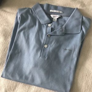 Calvin Klein liquid cotton shirt